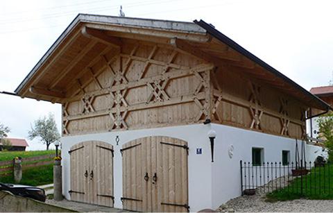 Lindauer zimmerei d cher und ziegeldeckungen for Architekturburo rosenheim